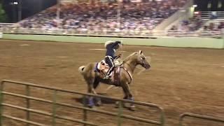 Tomas Garcilazo Trick Roping Draft Horse Classic 9-22-18