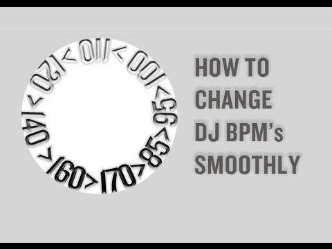 Mix Smoothly Between Different Tempos: 5 Creative DJ Techniques