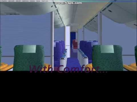 FSX World Travel Airlines commercial 2