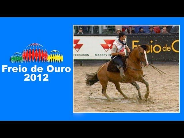 NOSTALGIA FREIO DE OURO 2012