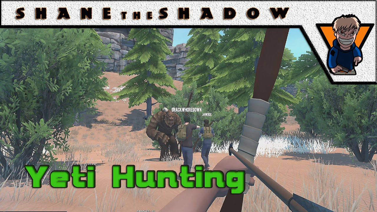 Hurtworld part 3 yeti hunting wgiveaway winner youtube gumiabroncs Gallery