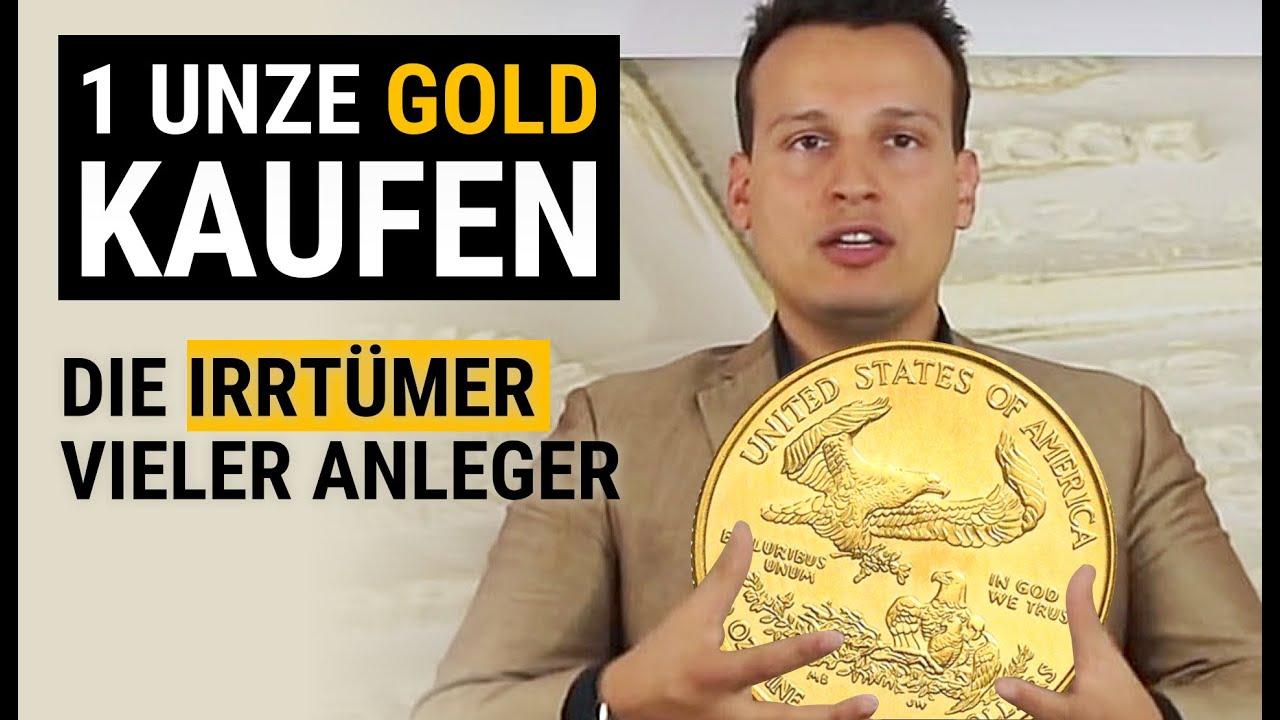 Unze Gold Kaufen