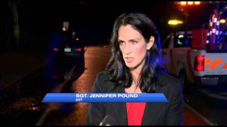 Child's Body Found in Trunk