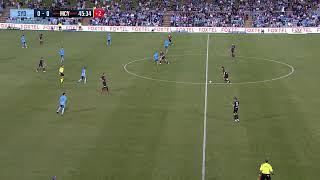 A-League 2020/21: Matchweek 16 - Sydney FC v Melbourne City FC (Full Game)