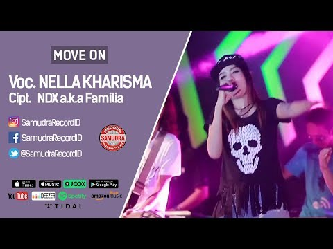 Nella Kharisma - Move On ( Music Video)