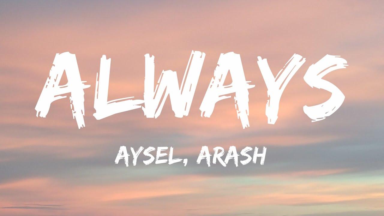 Aysel & Arash - Always (Lyrics) Azerbaijan 🇦🇿 Eurovision 2009