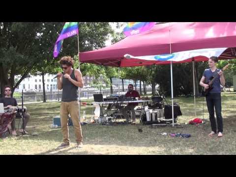 Give Back Sommerfest 2015 Düsseldorf