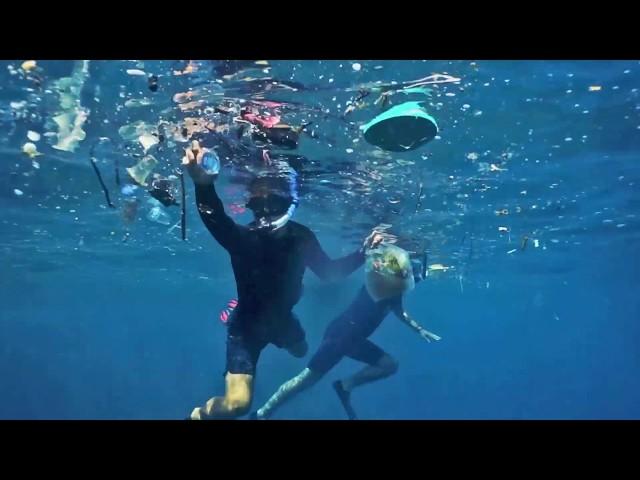 海洋孕育萬物、養育生命,今天卻到處都是垃圾,需要拯救-- Discovery邀你一起一件好事救海洋 ft.蕭敬騰、Janet、大霈、小宇
