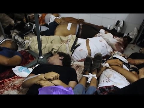 Worse Than Tiananmen? 1st Anniversary of Egyptian Army Killings of 800+ Anti-Coup Protesters