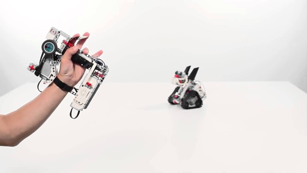 LEGO® MINDSTORMS® Education EV3 Remote Control - YouTube