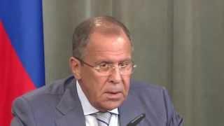 Лавров: Дебилы, Бл@дь - Сергей Лавров ругается матом на пресс-конференции