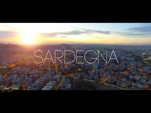 A Drone in Sardegna