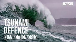 UCL Engineering - Tsunami defence