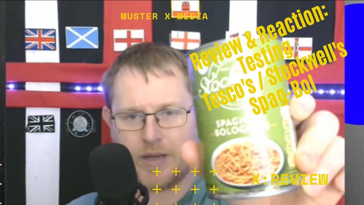 Review and Reaction: Testing Tesco / Stockwell Spag-Bol