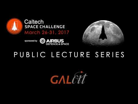 Public Lecture #4 - Lunar Prospecting and Mining by Kris Zacny (Honeybee Robotics)