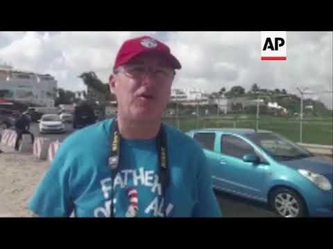 Jet blast at St. Maarten's airport kills tourist