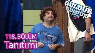 Güldür Güldür Show 118. Bölüm Tanıtımı (Sezon Finali)