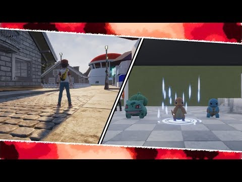 Pokemon Origin Fire Red 3D | Fanmade Pokemon FireRed Remake