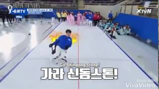 Super Tv It S Final Game Shindong Try To Pushes Away Donghae And Eunhyuk But His Pose Tho MP3