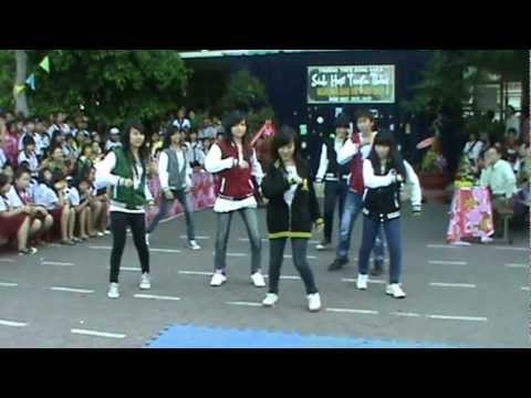 BEST DANCE BÔNG SAO A 2012-2013 (20 tháng 11) lớp 9a2