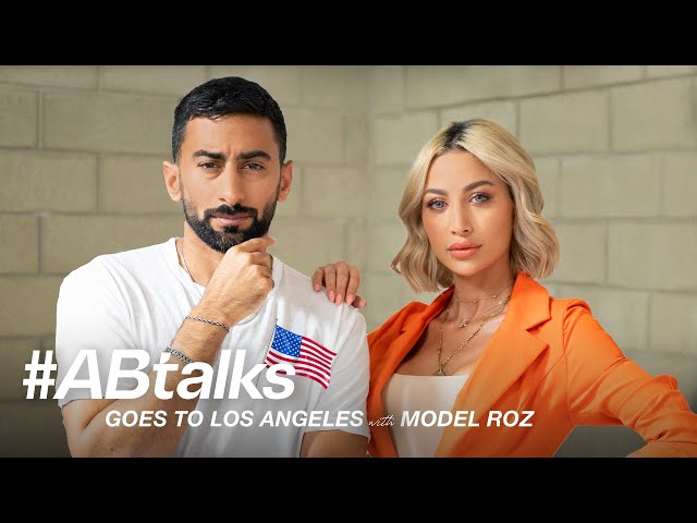 #ABtalks with Model Roz - مع مودل روز | Chapter 87