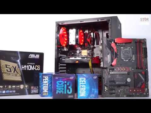 H110 + I3 8100 , Hiệu năng ra sao ?
