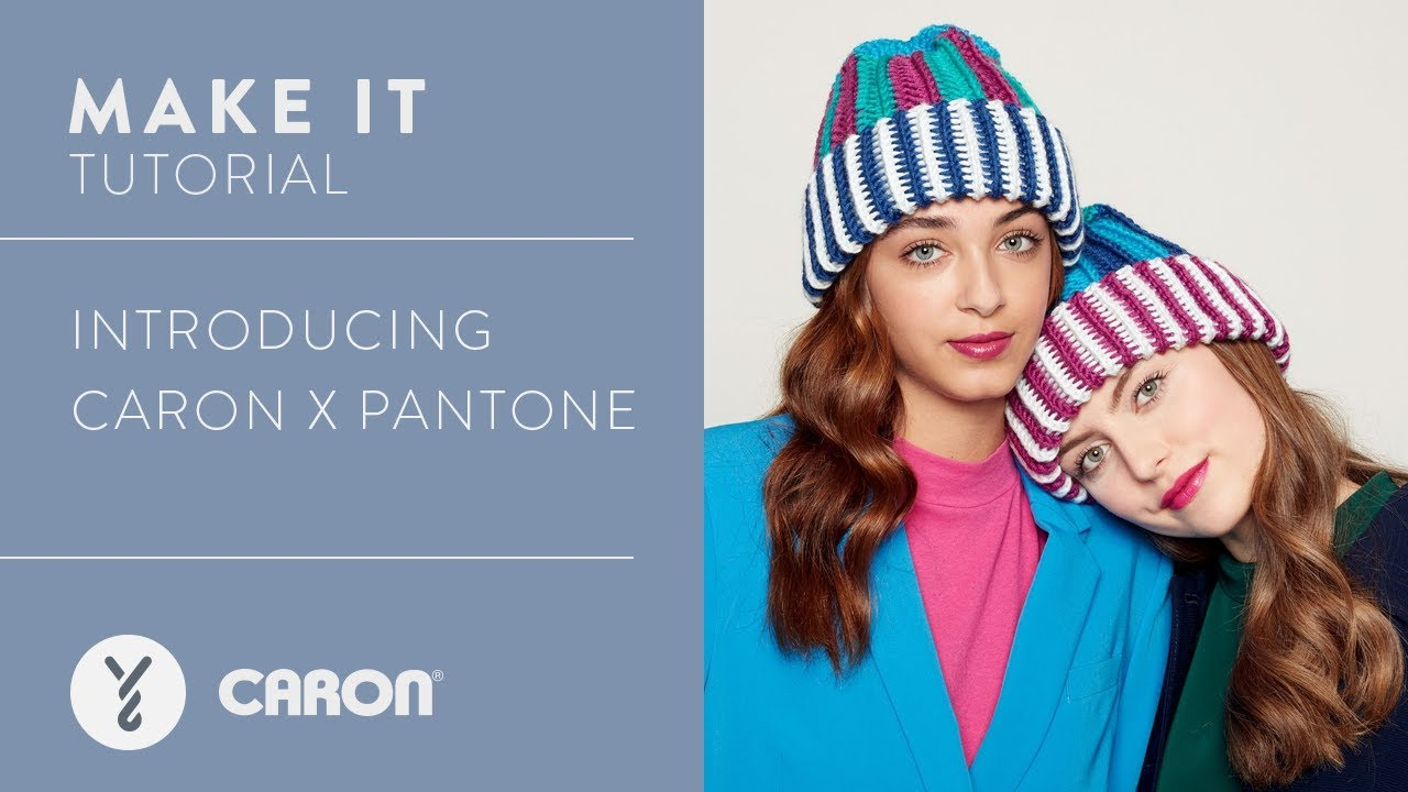 c40b75c21aa Introducing Caron x Pantone! - YouTube