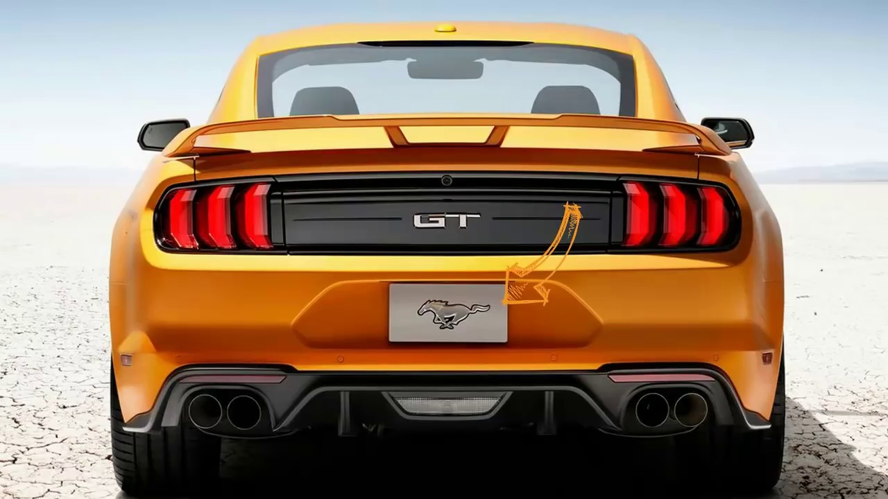 2018 ford mustang gt horsepower rating