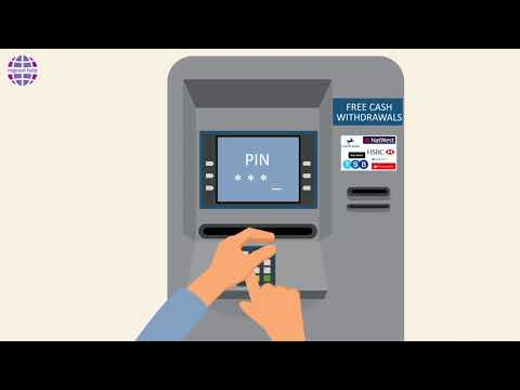 How To Use A Cash Machine