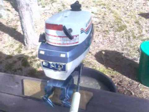 johnson seahorse 2 hp manual