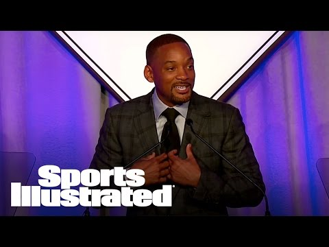 Will Smith on his Connection with Muhammad Ali   Sports Illustrated