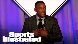 Will Smith on his Connection with Muhammad Ali | Sports Illustrated