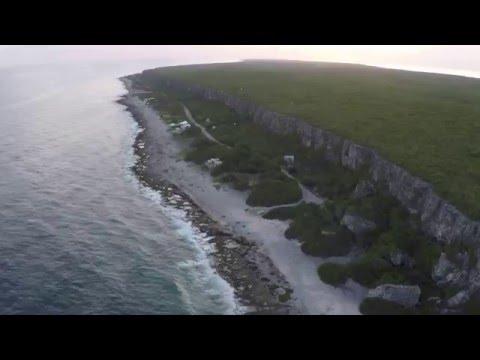 Cayman Brac - A Drone's View