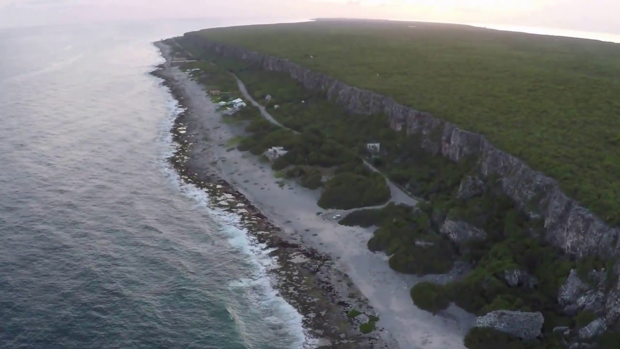 Cayman Brac A Drones View YouTube