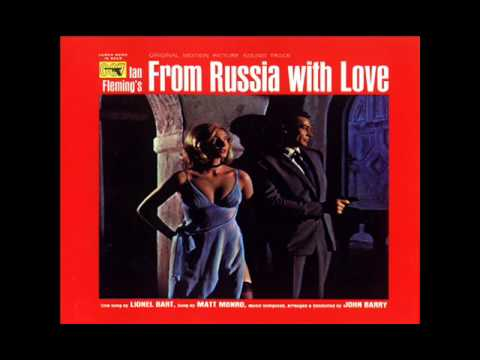 James Bond From Russia With Love soundtrack FULL ALBUM