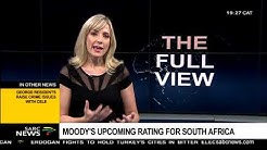 What to expect when Moody's announces SA credit rating: Iraj Abedian