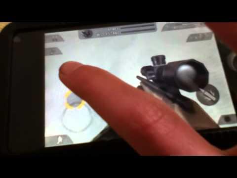Modern Combat 2 Tutorial #1 Wall Glitch [Lawine]