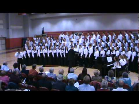 West Allegheny Senior Chorus 2010
