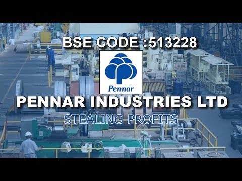 Pennar Industries Ltd | Stealing Profits | Investing | Stocks and Shares | Share Guru Weekly