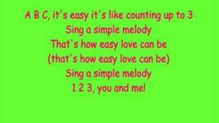 ABC-Jackson 5 LYRICS