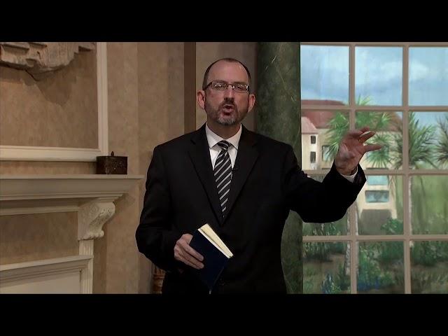 Dr. Baruch Korman - Efesios Capítulo 1 Parte 2 (Español)