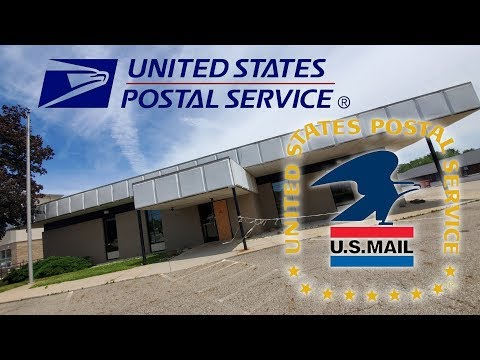 ABANDONED UNITED STATES POST OFFICE