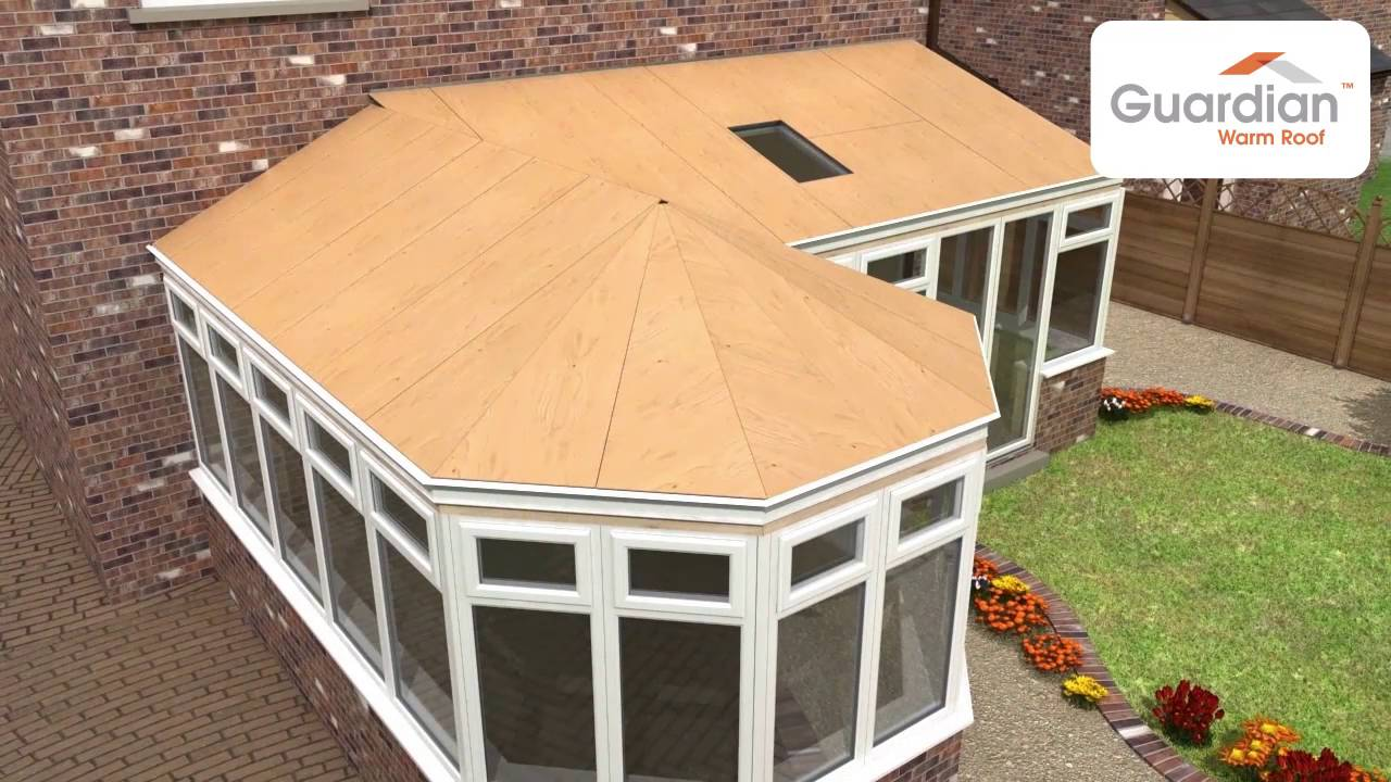 Olympus Roofing Guardian Installation Video Youtube
