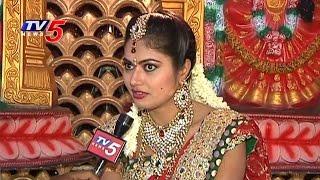 TV Serial Actress Suhasini Interview   Sharing Iddarammayilatho Serial Experiences   TV5 News