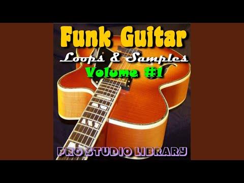 Funk Guitar Sample #1