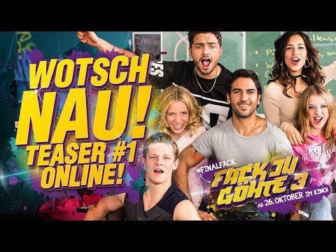 FACK JU GÖHTE 3 - offizieller Teaser 1