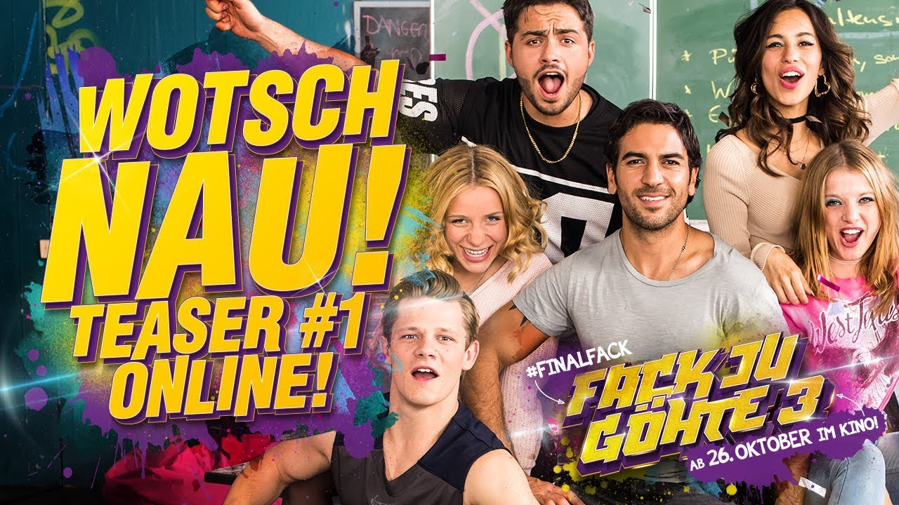fack ju göhte 3 streaming