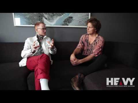 Frank Carter Interview 2017 | HEAVY TV
