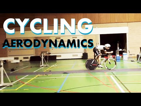 Scientists Measuring Aerodynamic Drag On Cyclists To Make Them Faster