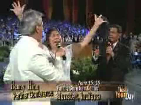Benny Hinn's This is Your Day! - April 12, 2006 - Jakarta, Indonesia